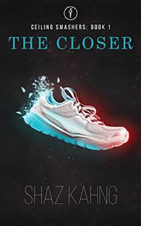 The Closer - an inspiring women's fiction novel book promotion Shaz Kahng