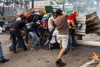 260: Ditadura comunista da Venezuela registra maior número de prisões em um único dia desde abril