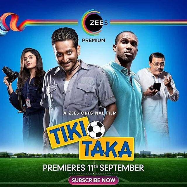 Tiki-Taka 2020 x264 720p Esub ZEE5 Hindi GOPI SAHI