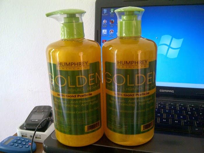 Sabun Golden Golden Soap Bpom
