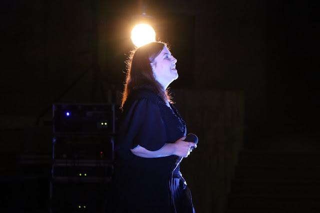 """Liliana Martins interpretou recentemente no Castelo de Belmonte, o tema """"Júlia Florista"""""""