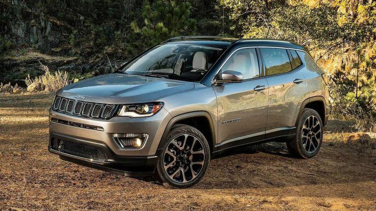 طراز Jeep Compass