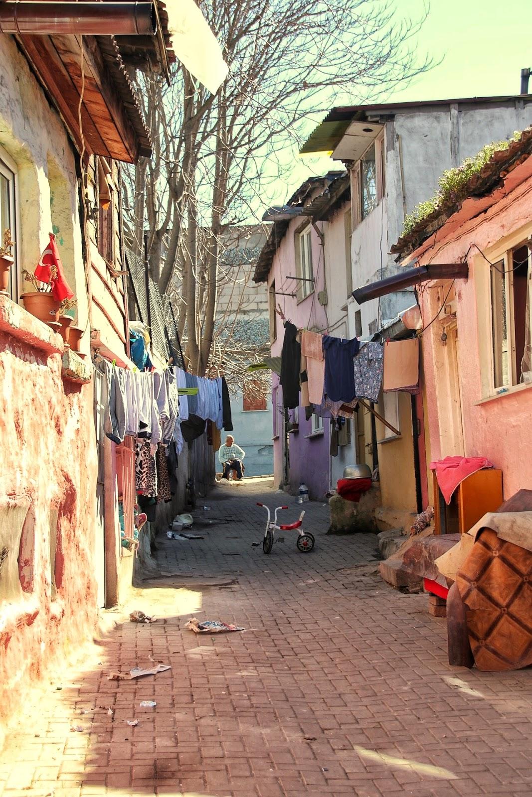 Eski Mahalle Kültürü