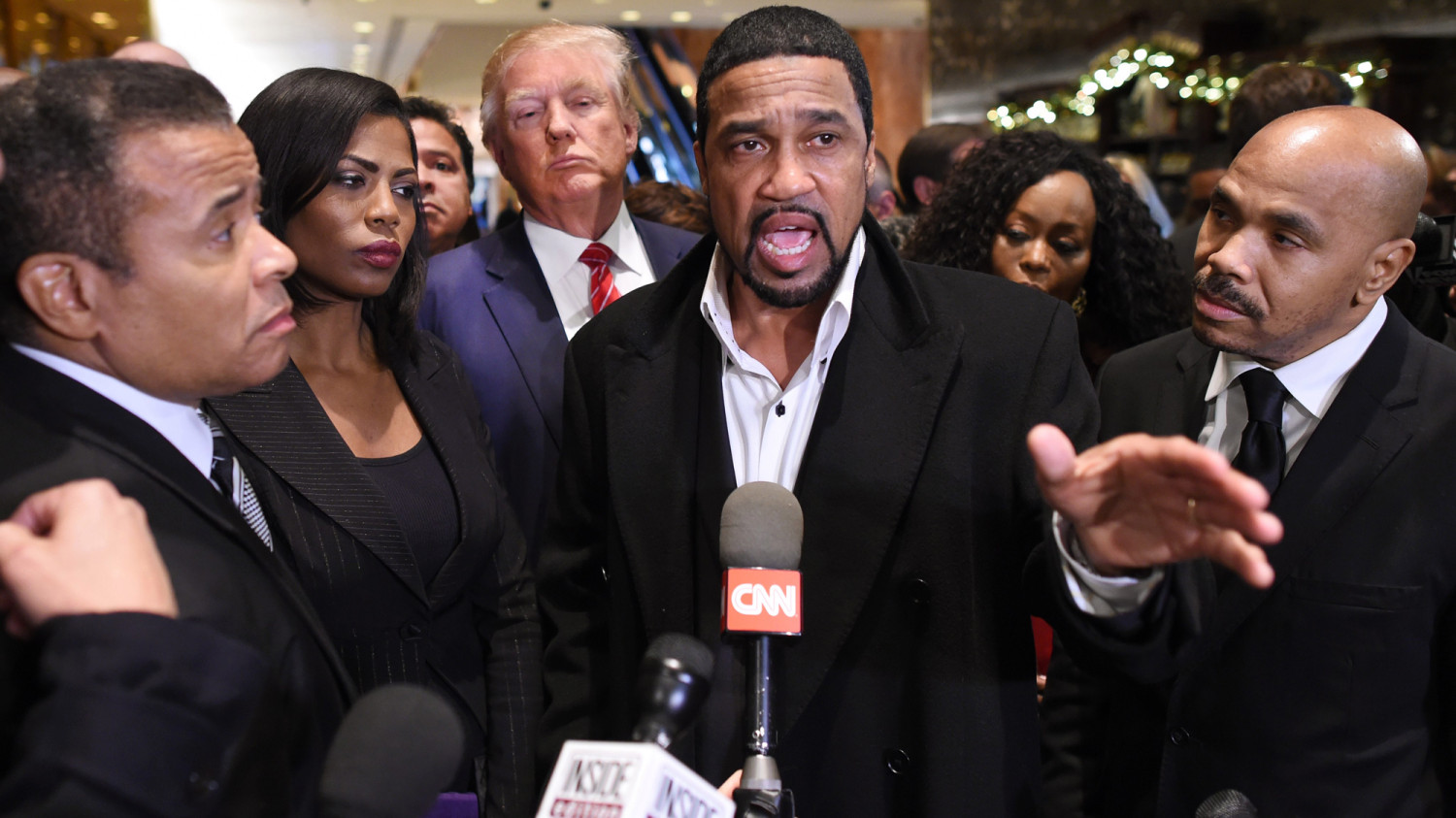 Entire Black Church in Charlotte Endorsing Donald Trump (Watch)