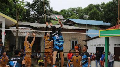 Dua Tim Bola Voli BP Batam Ikut Berlaga dalam Turnamen Gubernur Kepri Cup 2020