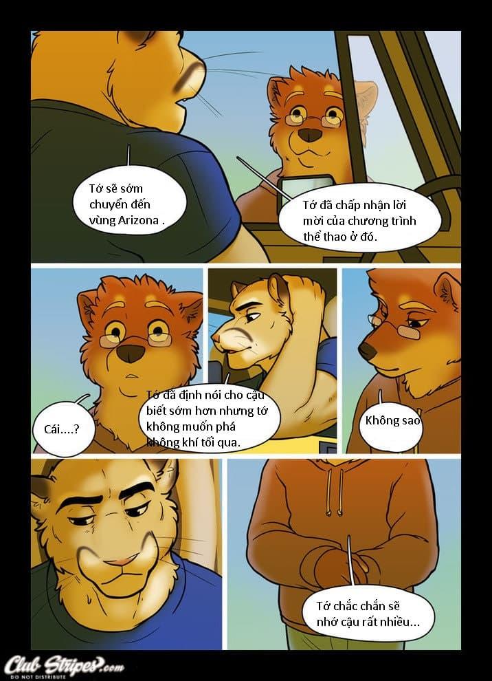 Trang 23 - Người bạn bé nhỏ 3 () - Truyện tranh Gay - Server HostedOnGoogleServerStaging