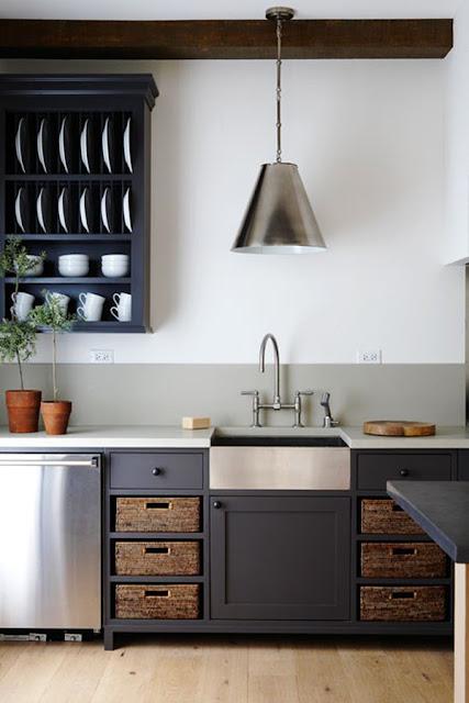 Frontal pintura para la cocina