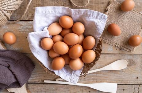 Rumah Dosen - Telur baik untuk program hamil
