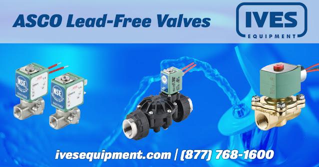 Lead-Free Solenoid Valves