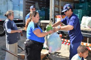 Em maio, mais de 34 mil quilos de materiais recicláveis foram arrecadados pelo Coleta Verde