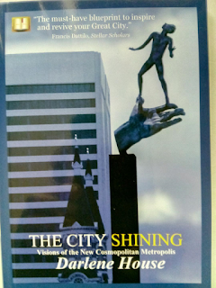 Cover of The City Shining, a book written by Darlene House.