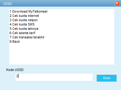 Cara cek kouta Telkomsel