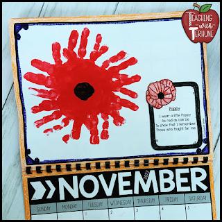 Poppy Handprint