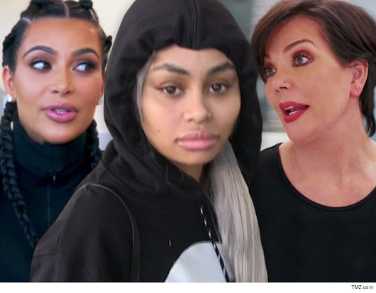 Kim Kardashian and Kris Jenner Wins Against Blac Chyna in Court