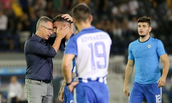 Oficial: Atromitos, despedido el técnico Damir Canadi