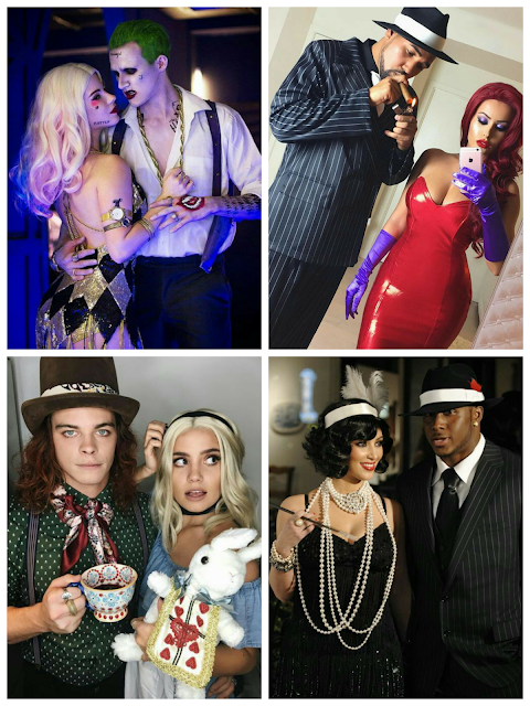 costume couple