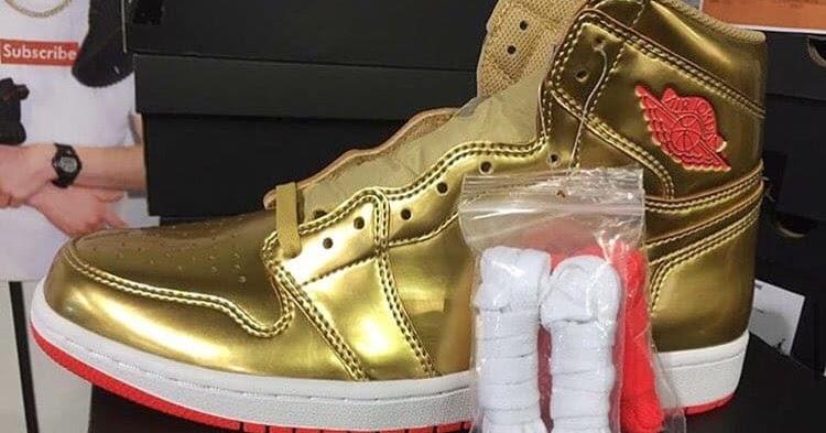 a4c7ee21431d98 EffortlesslyFly.com - Online Footwear Platform for the Culture  Olympic  High Jumper Has Her Own Air Jordan Collection