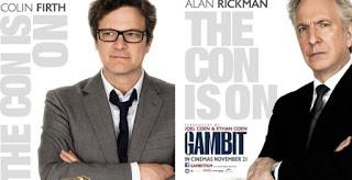2012 Gambit Un plan perfecto alan rickman