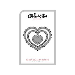 FANCY SCALLOP HEARTS