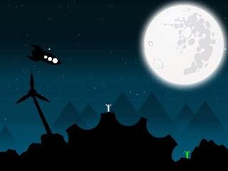 jogo de espaço The Rescue Rocket Game grátis