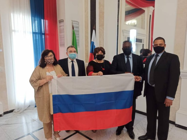 The Russian Embassy in Nigeria has launched a program to promote Russian culture and language in Nigeria.