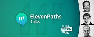 Imgagen ElevenPaths Talks Special Edition GDPR RGPD