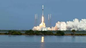 SpaceX successfully launched a Falcon 9 rocket