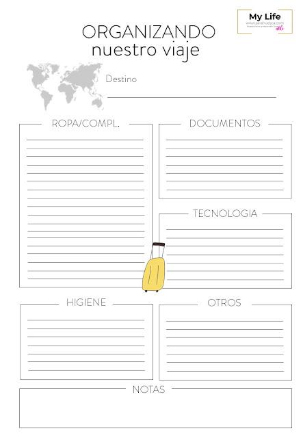planificador, cumpleaños, chicas, descargar, gratis, pdf, chico, viaje