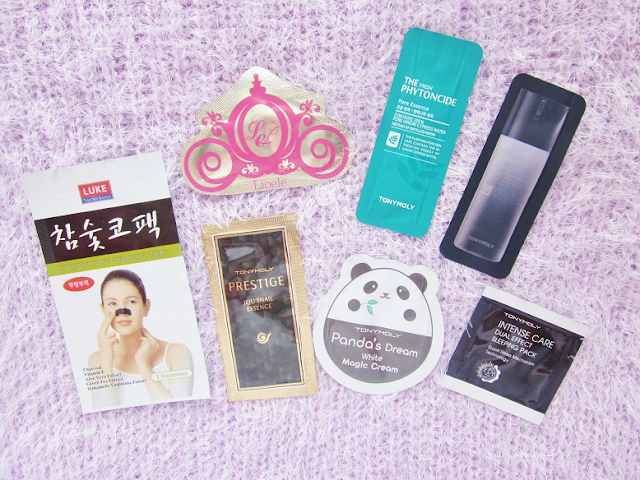 Jolse Korean Beauty Haul