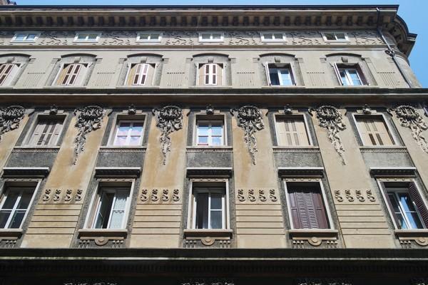italie trieste liberty via vittoria colonna