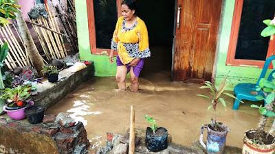 Pemda Dinilai Lamban Tangani Bencana Banjir di Sanggar