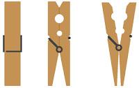 clothespin clipart