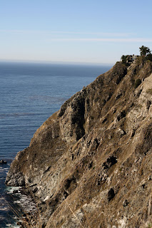 house cliff big sur california