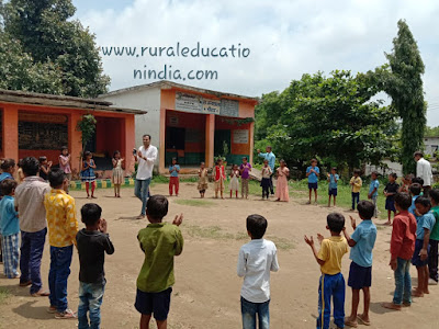 Education In Rural Areas Of India