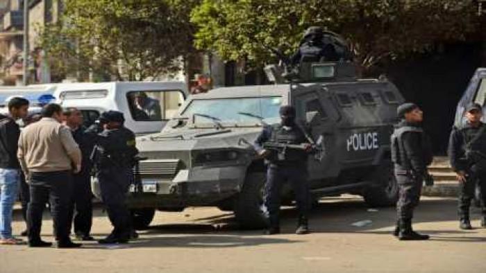 تفاصيل مصرع 3 مسجلين خطر فى تبادل إطلاق نار مع الأمن