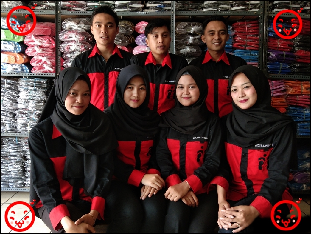 Pabrik Sandal Murah