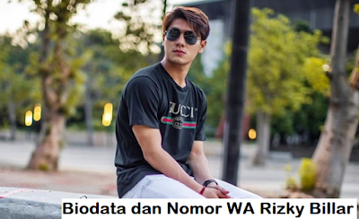 Nomor WA Rizky Billar