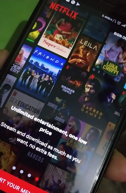 Netflix is king in Video Streaming marking, Here's why