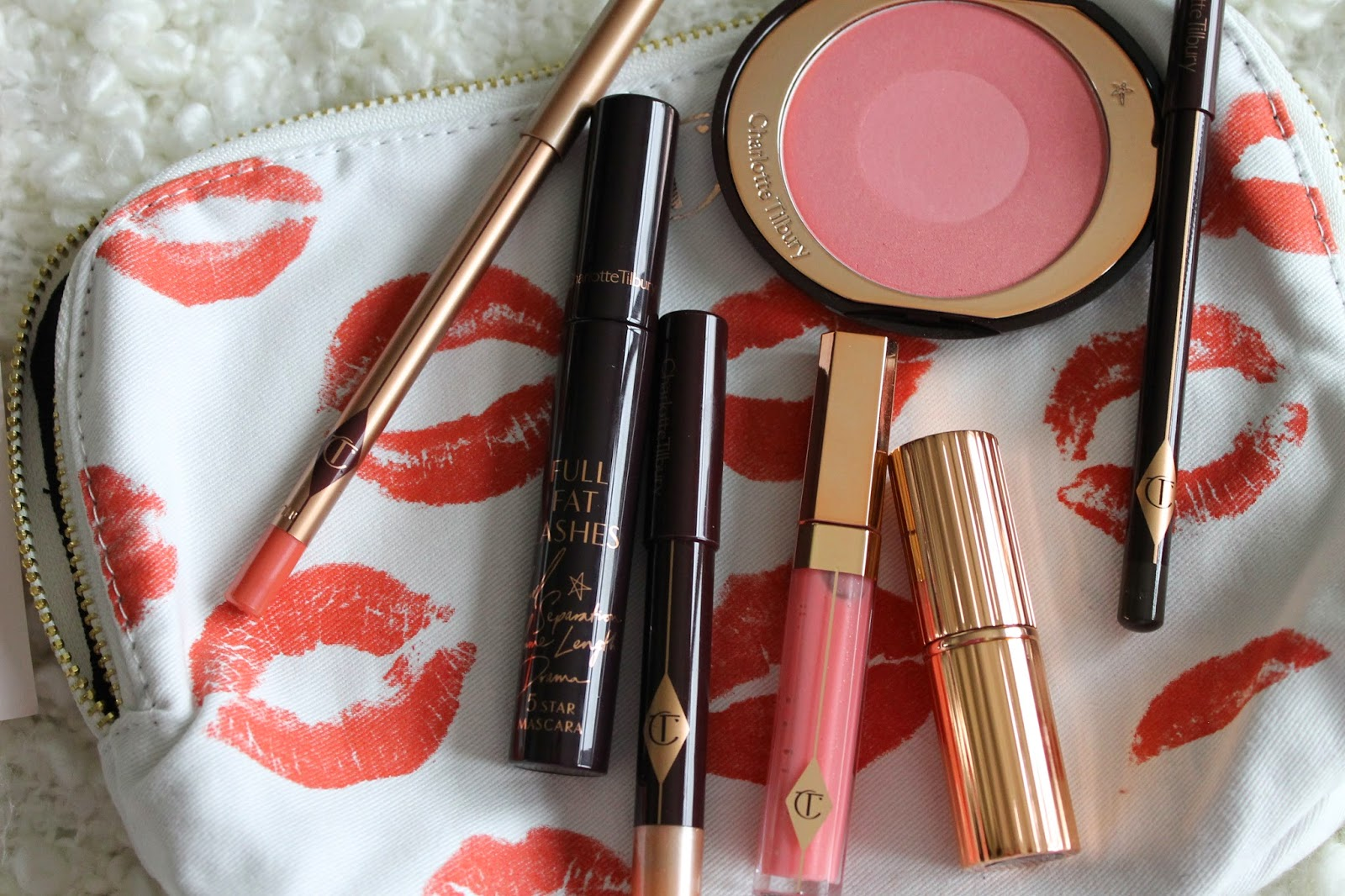 Charlotte Tilbury The Ingénue Look Box