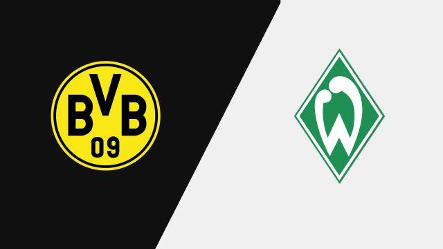 بث مباشر مباراة بوروسيا دورتموند وفيردر بريمن
