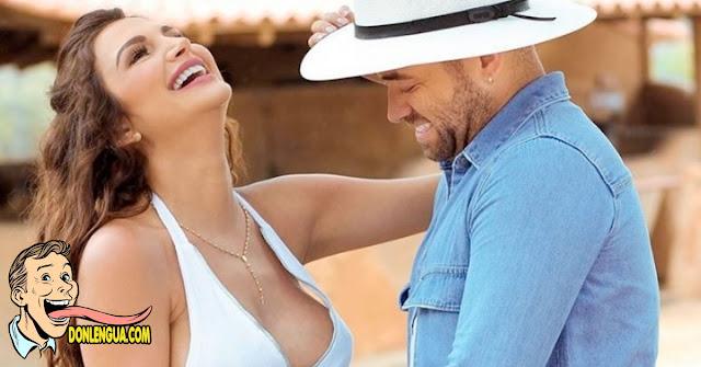 Nacho contó cómo engañó a su mujer con la modelito regalada Melany Mille
