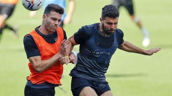 Málaga, sin novedades en el entrenamiento de hoy jueves