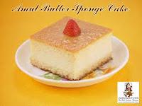 viaindiankitchen - Amul Butter Sponge Cake