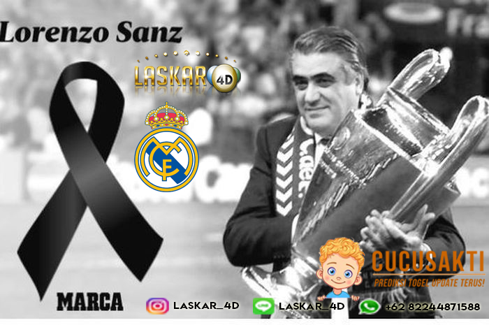 Real Madrid Telah Memberikan Penghormatan Terakhir Oleh Lorenzo Sanz