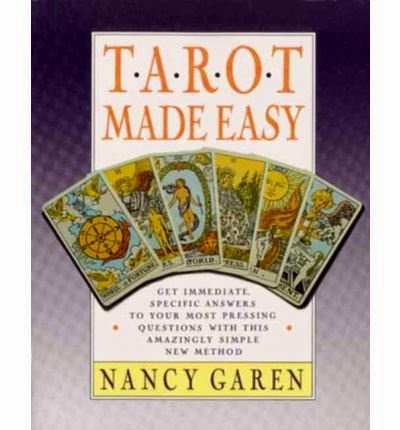 Tarot Made Easy by Nancy Garen front cover