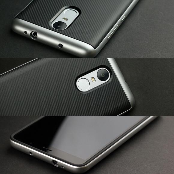 XIAOMI REDMI NOTE 3 SPIGEN IPAKY Ultra SLIM Neo Hybrid Case Cover