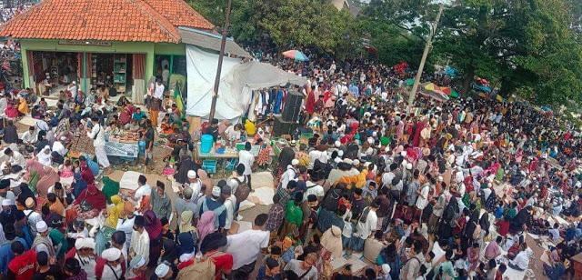 Ribuan Jamaah Hadiri Acara Abuya Uci, Pemkab Tangerang Sebut Tamu Tak Diundang