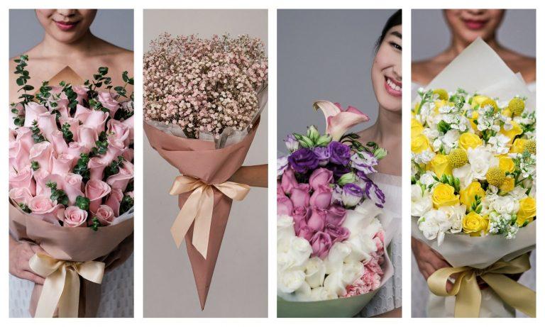 Newest Florist in Malaysia : A Better Florist
