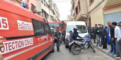خطير جدا: قتل سائق حافلة للنقل بالسيوف دقائق قبل آذان المغرب و إصابة ابنه بجروح خطيرة
