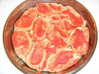 retete blat pentru pizza cu paine feliata,
